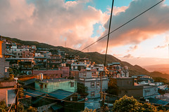 -August 01, 2019 23s-30m-11h.jpg (Reu_O) Tags: 2019 coast coastal jiufen outdoor roc republicofchina seaside spiritedaway summer tourism town asia eastasia formosa sky taipei taiwan village