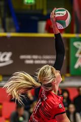 uyba (stefano_durdy) Tags: uyba volley pallavolo sport stefanoreina italia italy bustoarsizio palayamamay red rosso pallone yamamay
