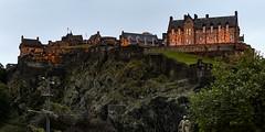 Edinburgh Castle (Jorge Franganillo) Tags: castillo castle edimburgo escocia reinounido edinburgh scotland unitedkingdom fortaleza fortress