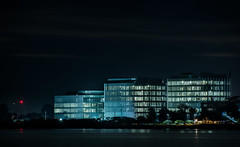 burlingame point construction will house facebook offices (pbo31) Tags: sanmateocounty night dark black december 2019 boury pbo31 color nikon d810 burlingame office architecture construction point facebook