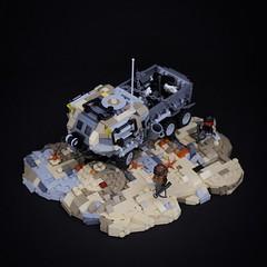 The World of Dark Legacies: The Scavrats (Goth Bricks 2000) Tags: lego afol legomoc legomilitary legoscifi legofantasy scifi