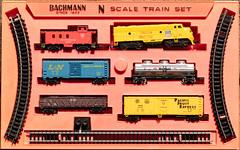 Bachmann N Scale Train Set (342/365) (johnstewartnz) Tags: bachmann nscale trainset nscaletrainset bachmannnscaletrainset madeinhongkong 342365 day 342one photo dayoneadayone a 20192019365 projectproject 365canoncanon apscapsceos100 canon7d mark ii7d27dcanon 7d iicanon eos mk ef 2470 f40 lef 2470mm f4 l2470 mm