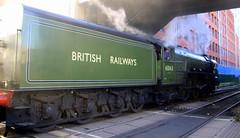 IMG_9219 (LincolnWarrior) Tags: steamtrain train transport steam tornado 60163 railway