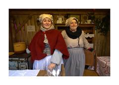 IMG_4312 -1 (jeanmichelchristian) Tags: alsace portrait neufbrisach artisan boulangère femme sourire