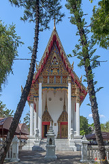 Wat Maneewanaram Phra Ubosot (DTHU0663) (Gerry Gantt Photography) Tags: thailand temple scenic wat ubonratchathani tambonnaimueang mueangubonratchathanidistrict watmaneewanaram watmaniwanaram watpaanoi ประเทศไทย ตำบลในเมือง วัดมณีวนาราม วัดป่าน้อย จังหวัดอุบลราชธานี อำเภอเมืองอุบลราชธานี