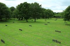 GER 0033 (boeddhaken) Tags: warcemetery cemetery cross crosses warvictims normandy battleofnormandy graveyard graves soldiers soldiersgraves france 4045 19401945 germancemetery germansoldiers