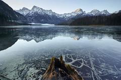 Wintermorgen (@dine) Tags: landschaft sony dezember 2019 winter mountains see berge eis oberösterreich a7iii