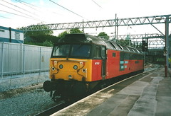 Photo of EWS Class 47/7 47767 'St Columba' - Stockport