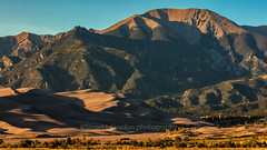Evening At The Dunes (chasingthelight10) Tags: events photography travel landscapes deserts highdesert dunes places colorado greatsanddunesnationalpark