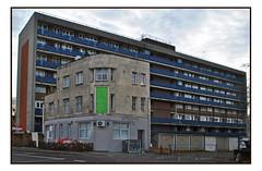 LOST PUB - THE OLD MANOR HOUSE (StockCarPete) Tags: pub lostpub publichouse architecture building rotherhithe london uk socialhousing flats housingblock theoldmanorhouse trundleysterrace