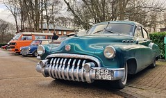 Buick Eight (© Andrew) Tags: car auto coche voiture old