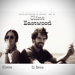 A Clint Eastwood's original Western (Elena Parra) Tags: joke film old movie west western oeste texas desert map vintage horse horses weapon weapons arms guns friends castellon usa america summer sunny sun girl boy fields field views high mountain day sky sea seaside beach south clinteastwood clint director recorded record original routte66 road pistol pistols kidding spinoff edit filter filters oldie oldies sunglasses glasses style models young youth smile stylish portait friend holidays actor actress star stars 50s 60s 80s 70s decade italian