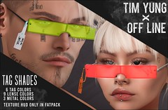 """""""Off-Line"""" x Tim Yung (yungiconevent) Tags: yung icon yungicon event second life secondlife imvu shopping mall eyes bags purses phones makeup shoes dresses bails starbucks skins lashes chokers lipgloss poses shapes instagram flickr facebook store boots ads models christmas holiday necklace"""