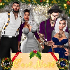 Hexed x Le Loup (yungiconevent) Tags: yung icon yungicon event second life secondlife imvu shopping mall eyes bags purses phones makeup shoes dresses bails starbucks skins lashes chokers lipgloss poses shapes instagram flickr facebook store boots ads models christmas holiday necklace