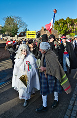 Wee Willie Winky (daveseargeant) Tags: rochester dickens steampunk festival 2019 christmas wee willie winky bedtime street medway nikon df 24mm 18g parade