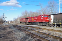 ashtabula 091 (Fan-T) Tags: ashtabula trailfail cp canadian pacific 67x oil train ohio youngstown line ns