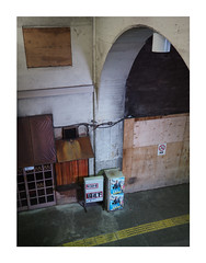 Kokudō Station (Melissen-Ghost) Tags: kokudō train station yokohama urban legend japan tokyo fujifilm tunnel trains metro street photography