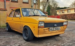 Ford Fiesta Mk1 (© Andrew) Tags: car auto coche voiture old