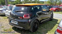CITROEN DS3 RACING (gti-tuning-43) Tags: auto cars gathering sportscar 2018 rasso rassemblement ambert voituresportive petitesportive automobile voiture citroen ds3 racing