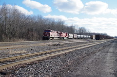 ashtabula 086 (Fan-T) Tags: ashtabula trailfail cp canadian pacific 67x oil train ohio youngstown line ns