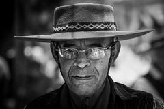 Gaúcho che! - Embú (SP) (#WLMainente) Tags: cowboy gaúcho brasilian blackwhite closeup