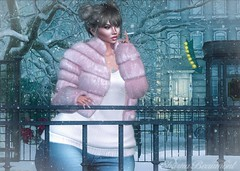 """""""Baby its cold outside"""" (ѕнαяηα) Tags: secondlife truth {glamaffair cynful collabor88 uber genusproject"""