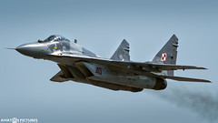 Mikoyan MiG-29A Fulcrum RED 40