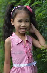 cute girl (the foreign photographer - ฝรั่งถ่) Tags: cute girl child khlong lard phrao portraits bangkhen bangkok thailand nikon d3200