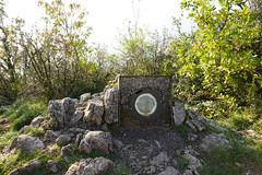 Light @ Mont Saint-Michel @ Curienne (*_*) Tags: trail sentier curienne november 2019 afternoon marche walk europe france savoie 73 chambery mountain montagne nature randonnee hike hiking autumn automne fall bauges montsaintmichel sunset sunny