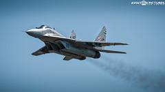 Mikoyan MiG-29A Fulcrum BLUE 89