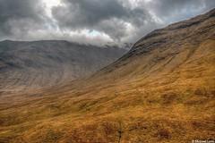 Glen Etive; The Highlands, Scotland (Michael Leek Photography) Tags: mountains mountain glenetive rannochmoor scotland scottishlandscapes scotlandslandscapes thisisscotland awesomescotland highlands highdynamicrange hdr scotlandinwinter britain europe scottishhighlands scottishweather scotlandsbeauty michaelleek michaelleekphotography