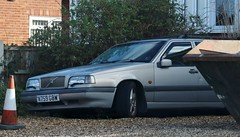 N759 GBW (Nivek.Old.Gold) Tags: 1995 volvo 850 t5 cd auto estate 2319cc