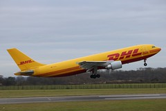 Photo of D-AEAL Airbus A300-622RF DHL