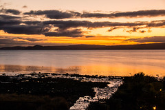 Sunset at Seamill (Briantc) Tags: scotland ayrshire northayrshire westkilbride seamil seamillhydro sunset reflections