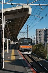 DSC_9461 (tohru_nishimura) Tags: nikond300s sigma1770284 nikon hino train station tokyo japan