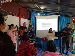Phon Phisai Fellowshipe Church 2019-12-8 1 (SierraSunrise) Tags: thailand isaan esarn phonphisai nongkhai church worship music guitar christian