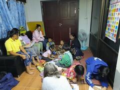 Sunday School 2019-12-8 1 (SierraSunrise) Tags: thailand phonphisai nongkhai esarn isaan church christian sundayschool