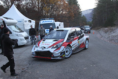 Toyota Yaris WRC tests for Rallye Monte-Carlo 2020 (Nico86*) Tags: wrc worldrallychampionship toyota yaris yariswrc rally rallye rallyemontecarlo racing montecarlo race racecars rallymontecarlo gazooracing toyotagazooracing gazoo finland japan evans elfynevans ogier sébastienogier rovanpera auto automobile motorsport petrolhead alps alpes autumn automne winter hiver december frenchalps france mountains montagne frost
