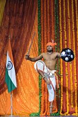 Mayurbhanj Chhau #28 (*Amanda Richards) Tags: mayurbhanjchhau dancers dance dancing dancer hindu indian kendra guyana georgetown guyanahindudharmicsabha performance performer 2019