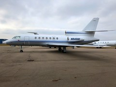 N8400E Falcon 50 150 KPTK (CanAmJetz) Tags: airplane aircraft bizjet ptk kptk 150 50 falcon n8400e