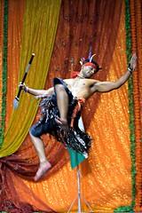 Mayurbhanj Chhau #74 (*Amanda Richards) Tags: mayurbhanjchhau dancers dance dancing dancer hindu indian kendra guyana georgetown guyanahindudharmicsabha performance performer 2019