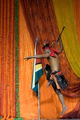 Mayurbhanj Chhau #68 (*Amanda Richards) Tags: mayurbhanjchhau dancers dance dancing dancer hindu indian kendra guyana georgetown guyanahindudharmicsabha performance performer 2019