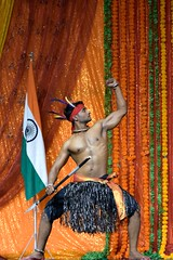 Mayurbhanj Chhau #63 (*Amanda Richards) Tags: mayurbhanjchhau dancers dance dancing dancer hindu indian kendra guyana georgetown guyanahindudharmicsabha performance performer 2019
