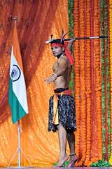 Mayurbhanj Chhau #60 (*Amanda Richards) Tags: mayurbhanjchhau dancers dance dancing dancer hindu indian kendra guyana georgetown guyanahindudharmicsabha performance performer 2019