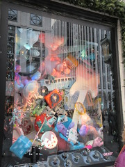 2019 Christmas Windows Bergdorf Goodman Dept Store 1602 (Brechtbug) Tags: 2019 christmas windows representing games the new york historical society with folk art figures holidays winter bergdorf goodman department store 5th avenue nyc between 57th 58th streets holiday monster mannequins 12082019 december