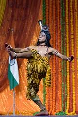 Mayurbhanj Chhau #43 (*Amanda Richards) Tags: mayurbhanjchhau dancers dance dancing dancer hindu indian kendra guyana georgetown guyanahindudharmicsabha performance performer 2019