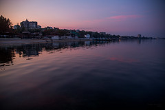 Feodosia, sunset (Taema) Tags: crimea feodosia sea sunset