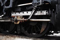 40s Tech (AmtrakGuy365) Tags: pere marquette 1225 glc great lakes central owosso ashley michigan north pole express steam train trains railroad railway railfan railfanning christmas polar