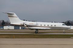 N36PN Gulfstream IIB 42 KPTK (CanAmJetz) Tags: n36pn gulfstream grumman iib 2 bizjet classic hush kit aircraft airplane nikon 42