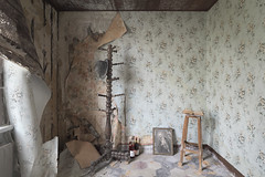 ...guilty pleasures... (Art in Entropy) Tags: abandoned house urban urbex explore exploration decay derelict mansion architecture wallpaper art entropy grime photography light sony sonyalpha camera vintage antique